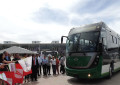 Dina avanza en la modernización del transporte del Bajío