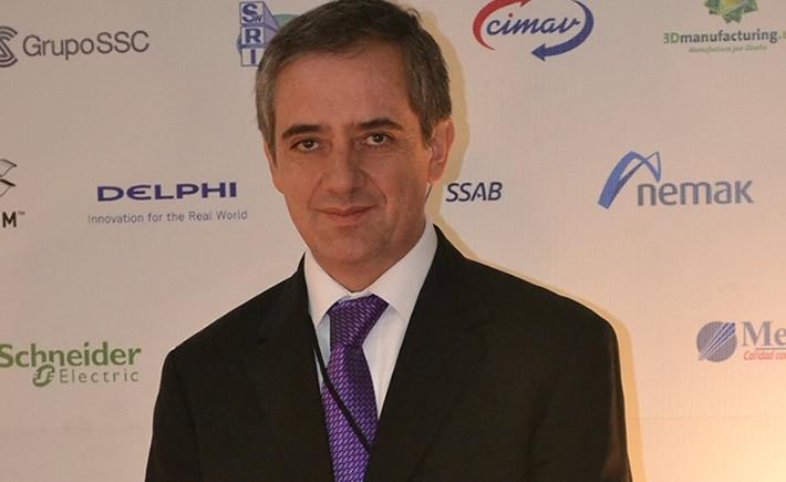 Manuel Montoya, es también Member of the Board of  Directors de TCI. (Foto: VI).