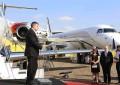 Se recupera mercado de aviones ejecutivos