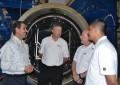 Integrantes de clúster aeroespacial visitan Colombia