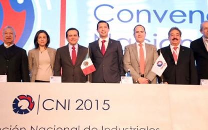 Momento de reindustrializar a México: Canacintra