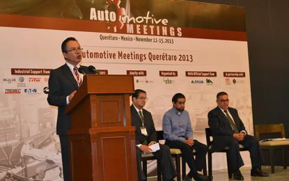 Arranca automotive Meetings en Querétaro