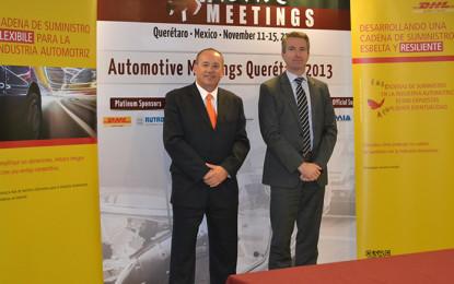 Automotriz, segundo mercado más importante para DHL