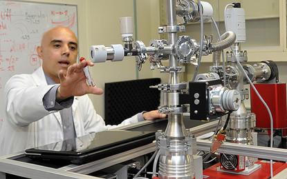 IPN adquiere equipo para experimentación electroquímica