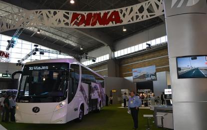 Dina presente en Expo Foro 2014