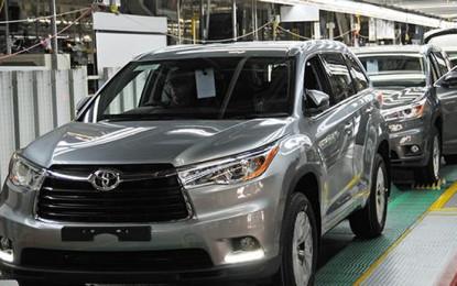 Impone EU a Toyota multa récord