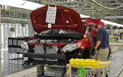 La producción automotriz de México superará a Brasil