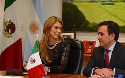 México y Argentina trabajan en la integración de autopartes