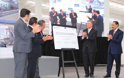 Inauguran parque de proveedores en Aguascalientes