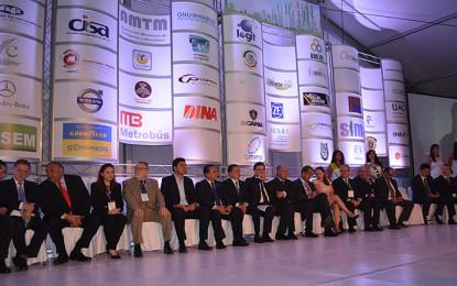 Transporte público sustentable, tema del 6º Congreso Internacional de Transporte
