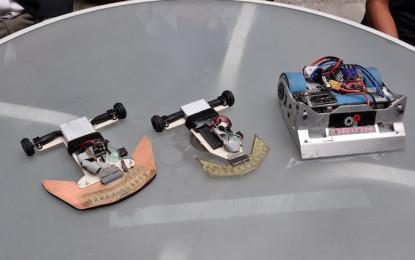IPN Refrenda liderazgo en robótica