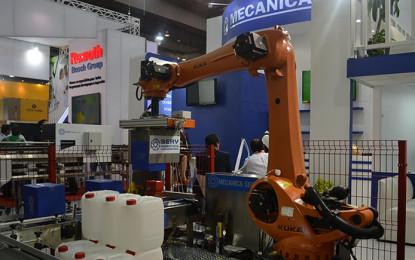 Expo Pack 2014 presenta Robots 'más inteligentes'