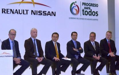 Se 'consolida' la industria automotriz con nueva inversión