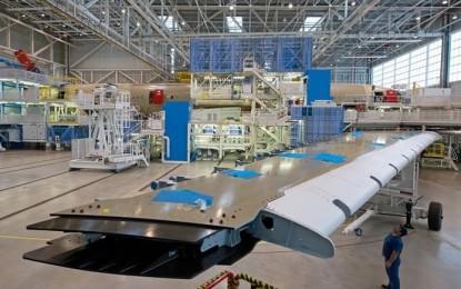 México figura en la feria aeronáutica de Farnborough