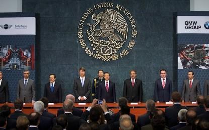 México en  el nivel Premium de producción de vehículos mundiales: SE