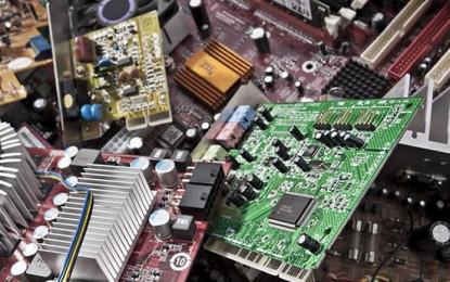 Reciclaje de residuos electrónicos, entre las prioridades ambientales de México