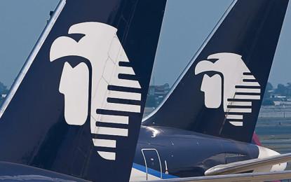 Aeroméxico conecta a Houston y Torreón