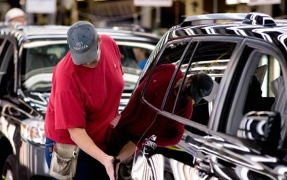 Nivel histórico en producción y exportación automotriz