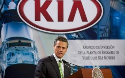 KIA Motors, primera armadora del Clúster de Nuevo León