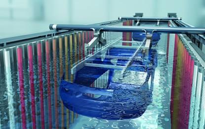 Nueva tecnología pretratamiento y electrodeposición