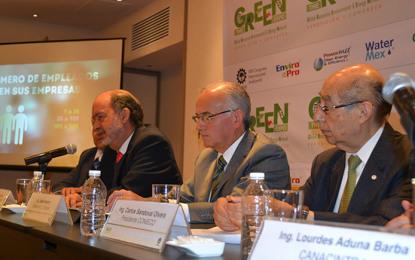 Inicia este miércoles The Green Expo 2014