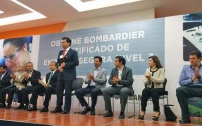 Bombardier, la empresa más segura a nivel mundial