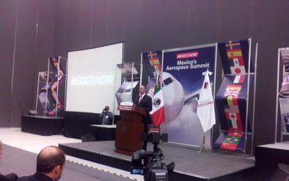 Seis empresas de aeroespacial invertirán en Querétaro