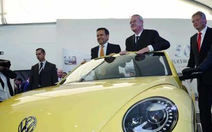 Volkswagen rebasa su meta energética en México