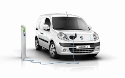 Renault prueba el mercado mexicano con autos eléctricos