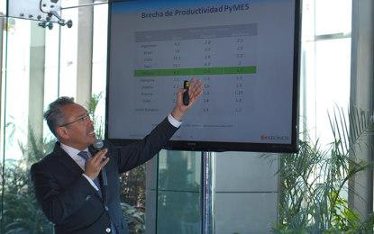 Pymes mexicanas, baja productividad