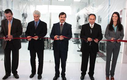 Ciateq inaugura laboratorio de Pruebas y Tecnologías Aeronáuticas (LABTA)