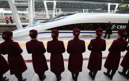 Consorcio chino gana licitación de tren 'veloz' México-Querétaro