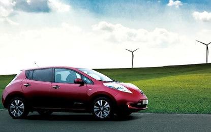 Nissan LEAF, el vehículo más vendido del mundo