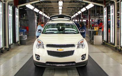GM anuncia inversión por 5,000 mdd