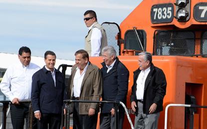 Durango disminuirá costos de operación con terminal ferroviaria