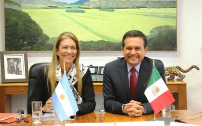 Argentina y México darán mayor impulso a sectores estratégicos