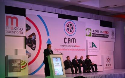 Arranca el CAM en León, Guanajuato