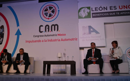 Vanguardia Industrial participa en panel del CAM
