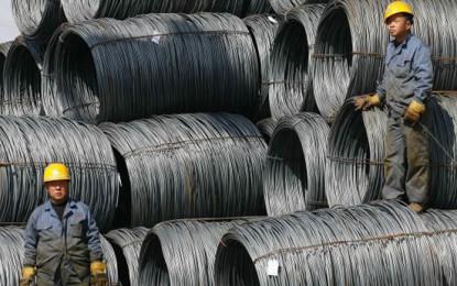 El acero barato de China que inunda el mundo