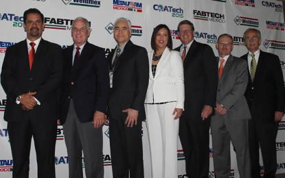 Inauguran Fabtech con expectativas de negocios por 250 mdd