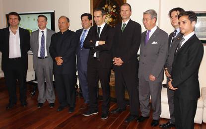 Empresas portuguesas hacen alianza con mexicanas