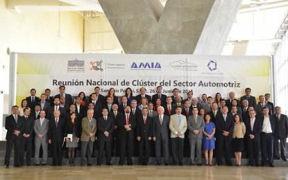Crean Clúster Automotriz en San Luis Potosí