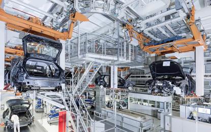 Mercado interno de autos, un año en crecimiento