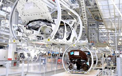El mapa de la industria automotriz se transforma