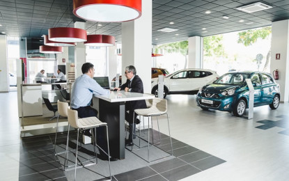 Ventas internas de autos crecen 16.1%