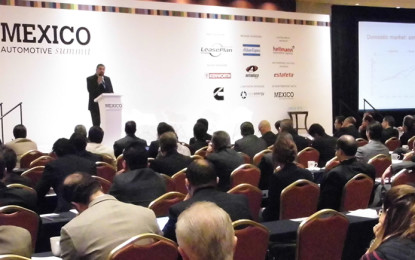 Mexico Automotive Summit, reunirá a CEO´s de automotriz
