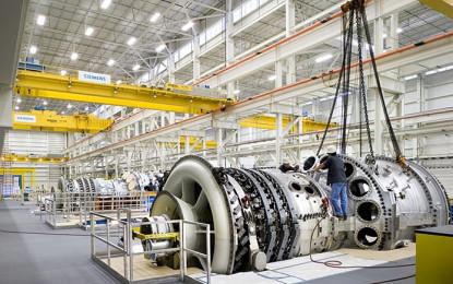 Siemens adelante en el mercado de energía