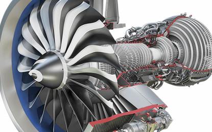 GE desarrolla motores más eficientes y silenciosos