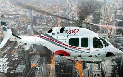 Bell Helicopter aterriza oportunidad de negocio en sector energético