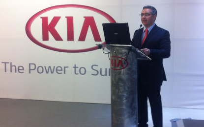 KIA inaugura su Training Center